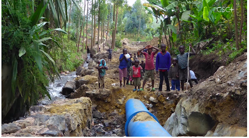 Energy project in East Africa